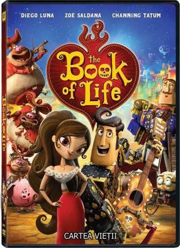 BOOK OF LIFE - CARTEA VIETII