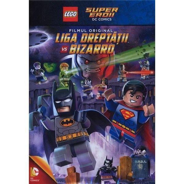 LEGO: JUSTICE LEAGUE VS. BIZARRO LEAGUE