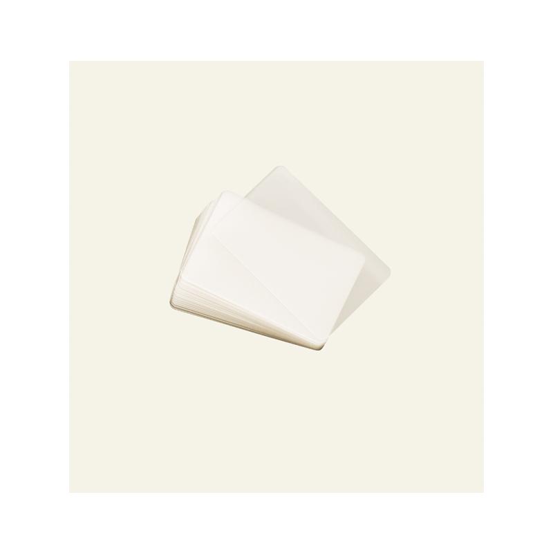 Folie laminare Dahle,54x86mm,125mic,100buc