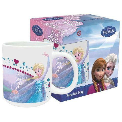 Cana ceramica,Frozen,Elsa