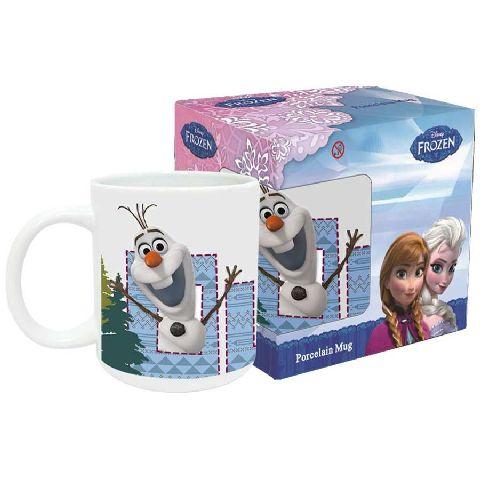 Cana ceramica,Frozen,Olaf