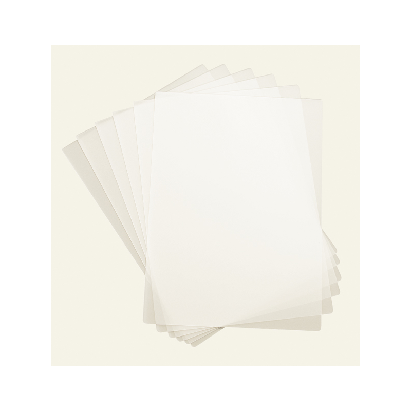 Folie laminare Dahle,A6,80mic,100b/set