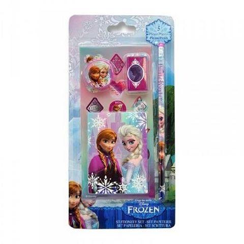 Carnetel+accesorii scris,Frozen