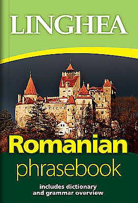 ROMANIAN PHRASEBOOK EDITIA A II-A