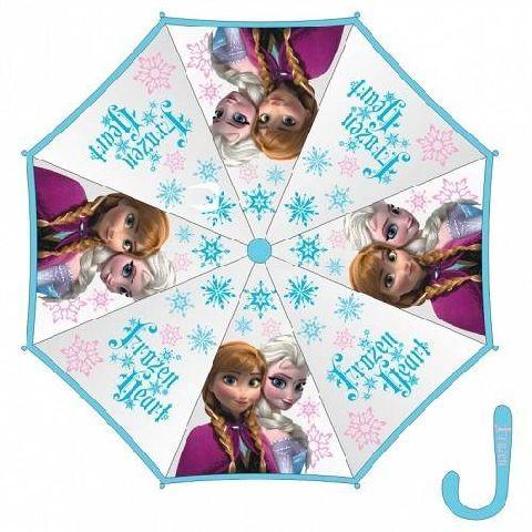 Umbrela transparenta 48cm,Frozen