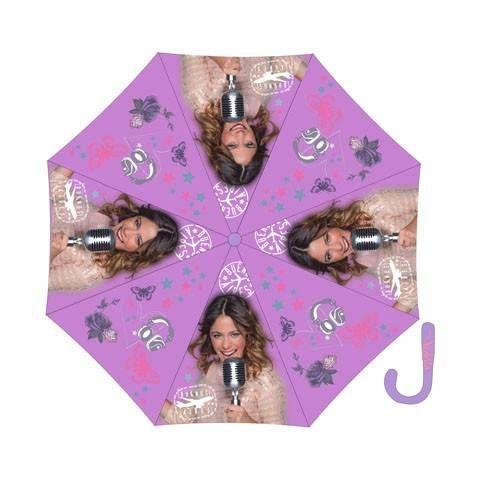 Umbrela automata 48cm,Violetta