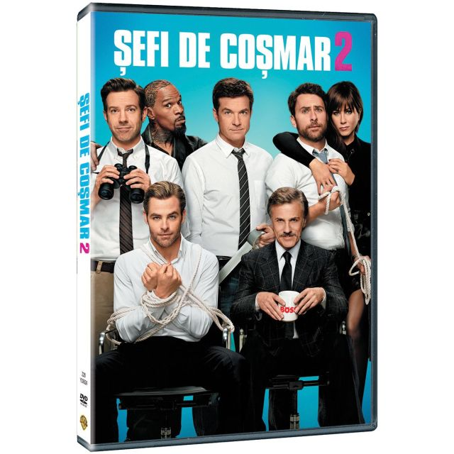 HORRIBLE BOSSES 2 - SEFI DE COSMAR 2