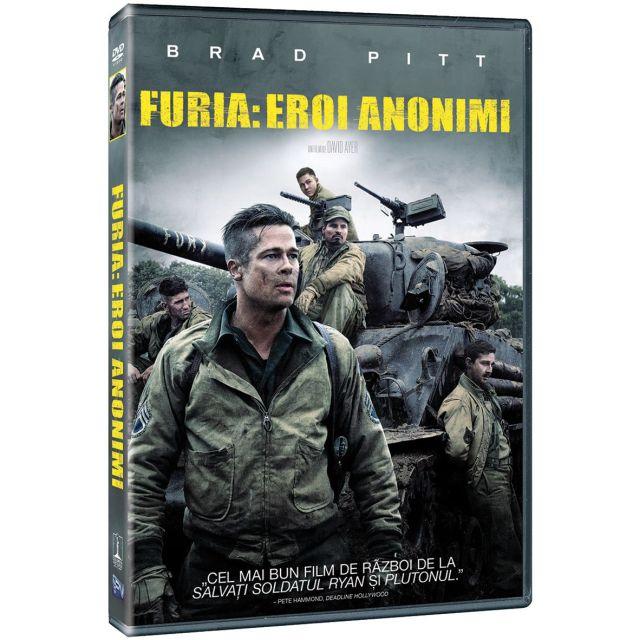 FURY - FURIA: EROI ANONIMI