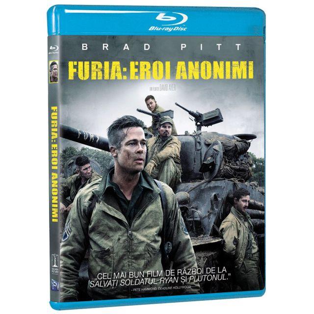 BD: FURY - FURIA: EROI ANONIMI