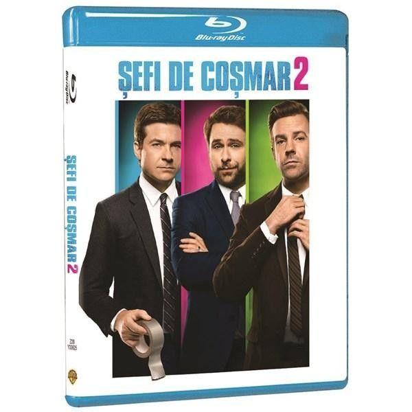 BD: HORRIBLE BOSSES 2 - SEFI DE COSMAR 2