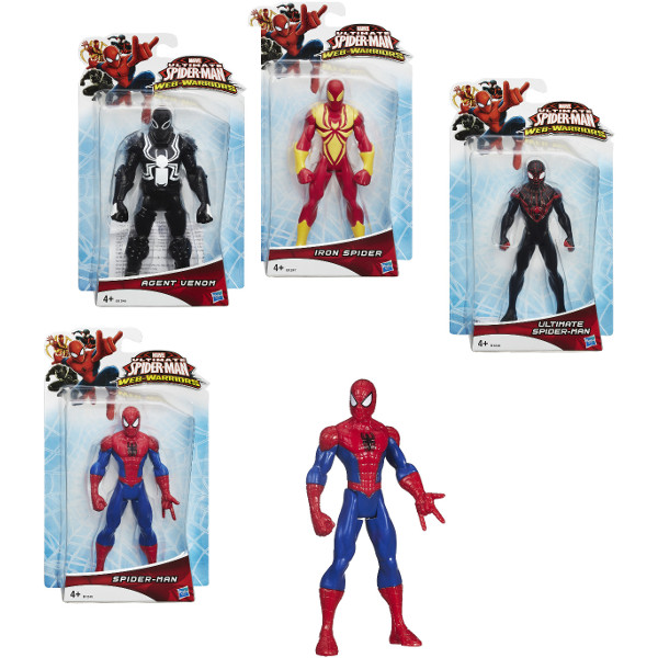 Spiderman-Figurine,pers.desene animate,14cm