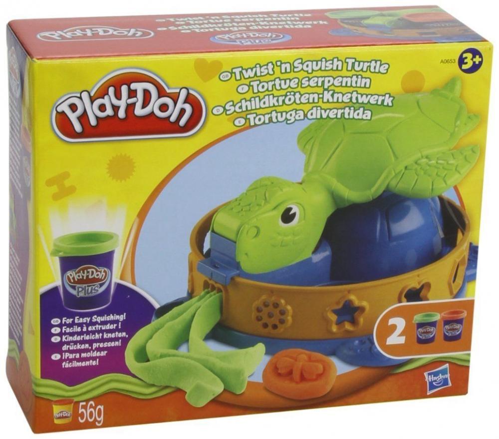 PlayDoh-Set creatie,Broasca testoasa