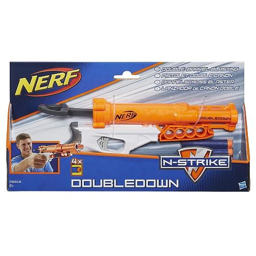 Nerf-Blaster Nstrike DoubleDonw