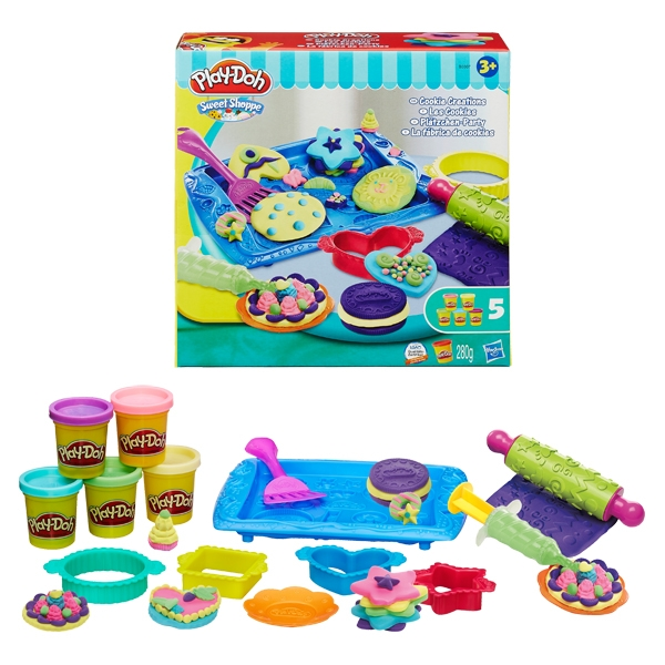PlayDoh-Set creatie.prajituri