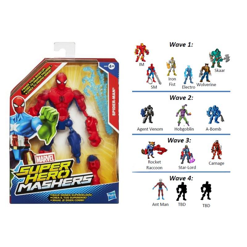 Avengers-Creaza eroi,15cm