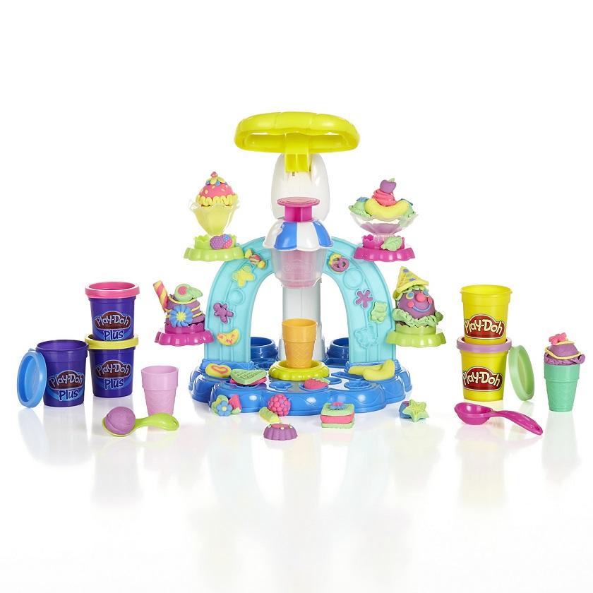 PlayDoh-Set creatie,fabrica de inghetata