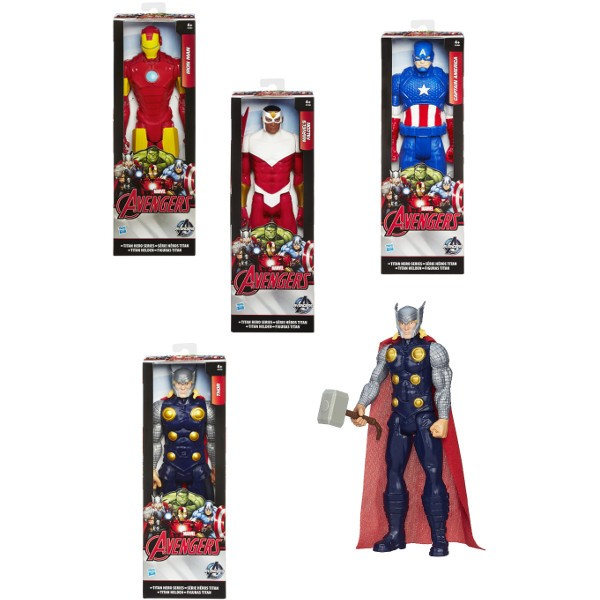 Avengers-Figurina,Titan hero