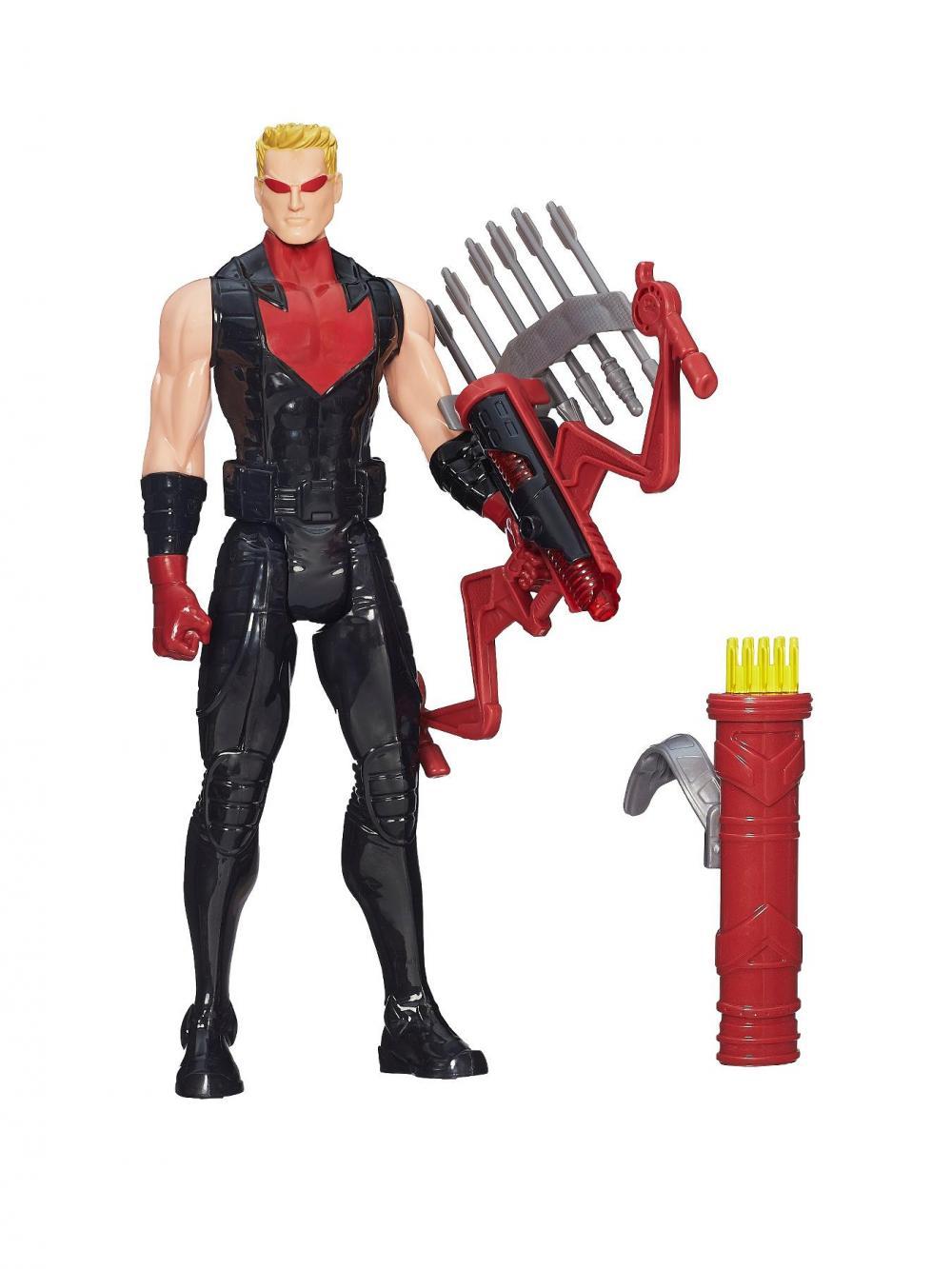 Avengers-Figurina,accesorii fosforescente,arme