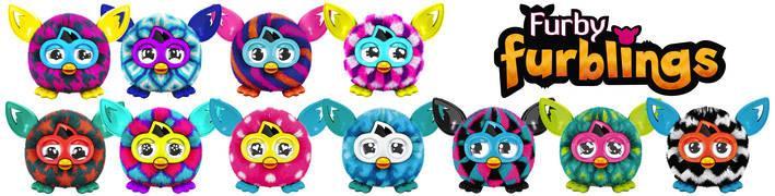Furby-Furblings