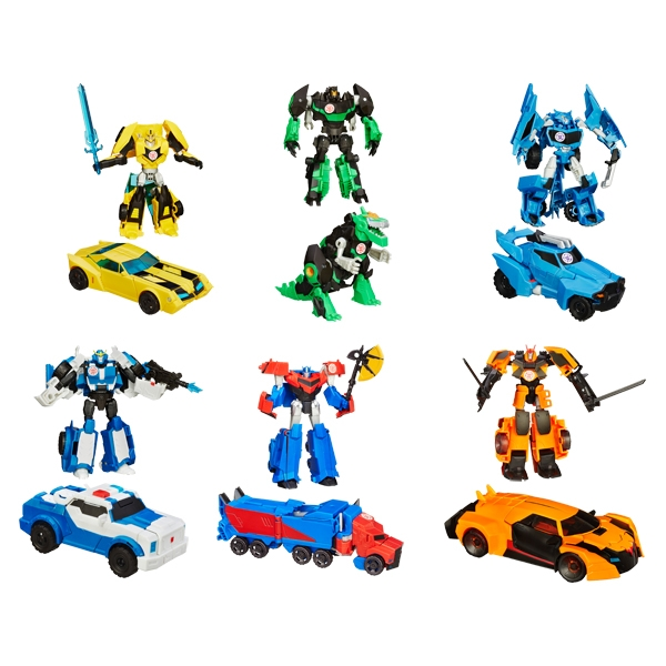 Transformers-Figurina Rid Warriors,div.mod