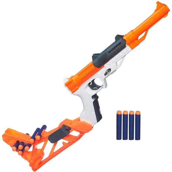 Nerf-Blaster Nstrike Sharpfire