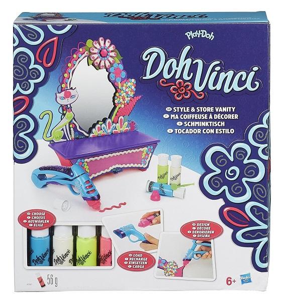 DohVinci-Oglinda cu sertar,accesorii decorat