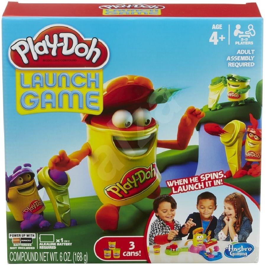 PlayDoh-Joc Launch O Rama
