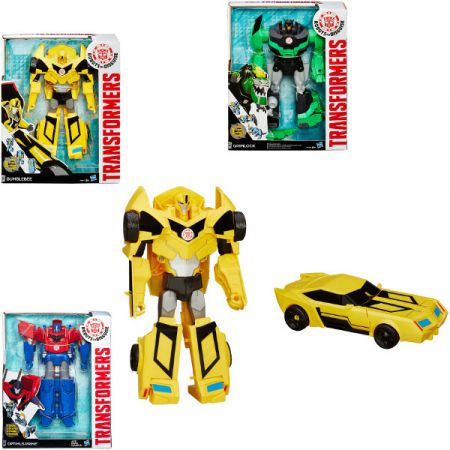 Transformers-Figurina Rid...