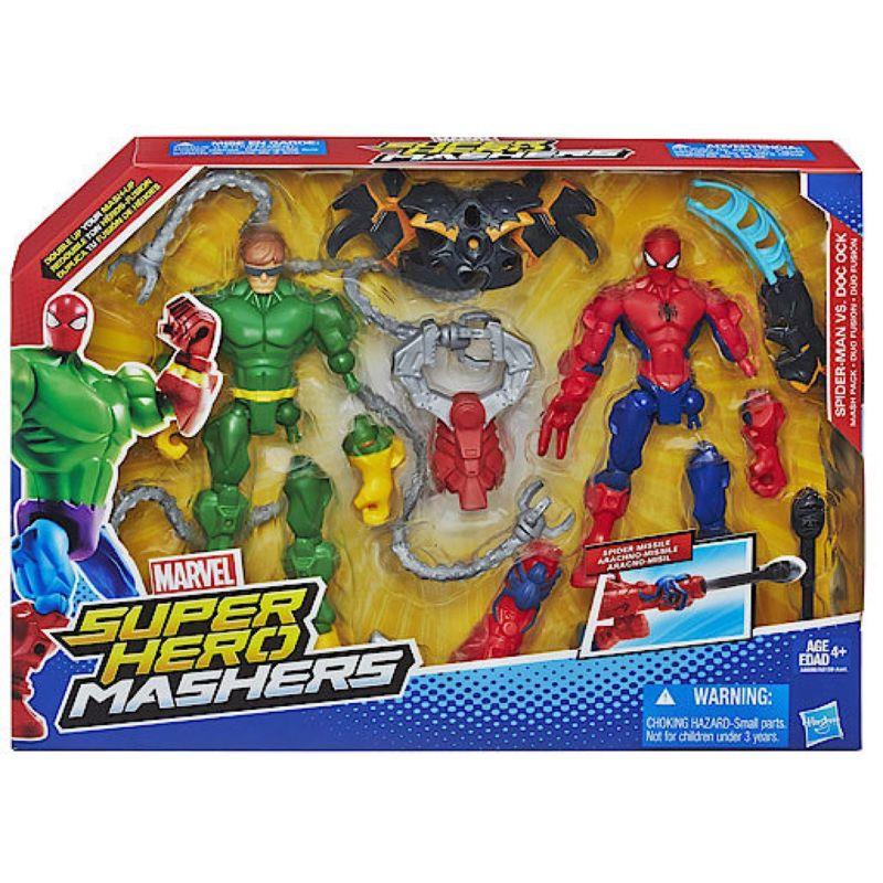 Avengers-Figurine,componente interschimbabile,set