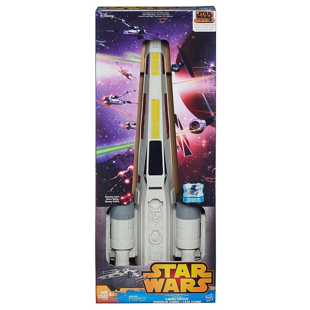 StarWars-Vehicul X-Wing Fighter