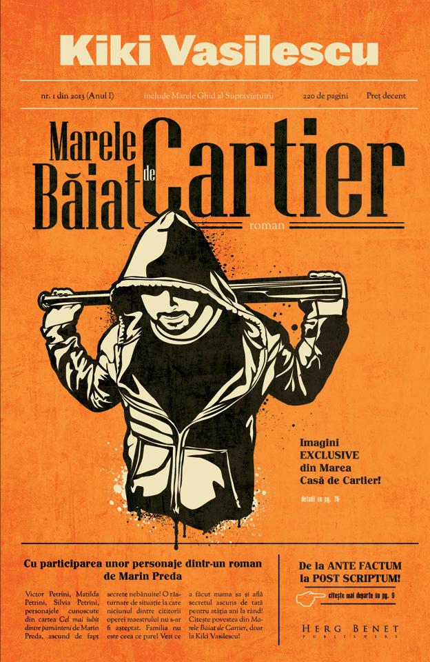 MARELE BAIAT DE CARTIER