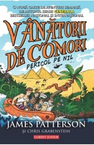 VANATORII DE COMORI VOL 2 – PERICOL PE NIL