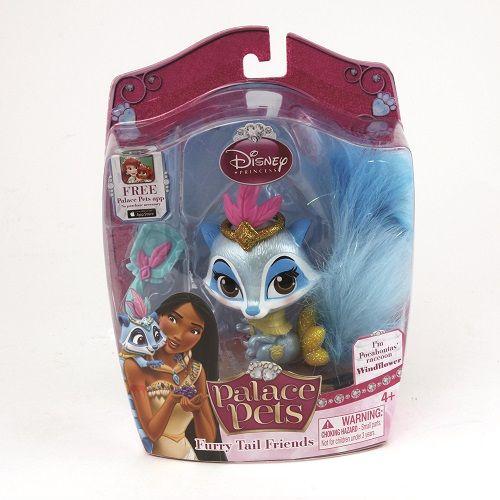 Figurina Disney,Windflower,ratonul printesei Pocahontas