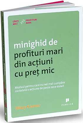 MINIGHID DE PROFITURI MARI DIN ACTIUNI CU PRET MIC