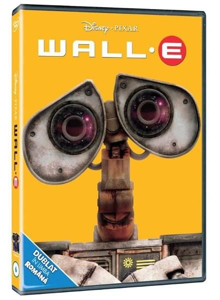 PIXAR COLLECTION- WALL-E