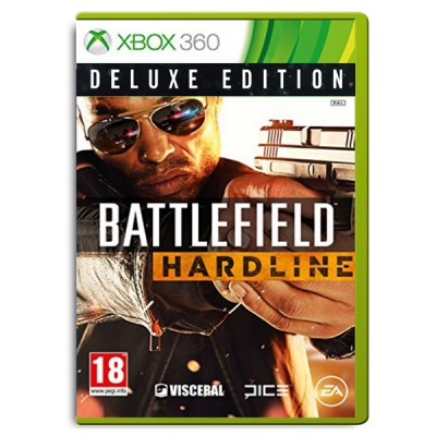 BATTLEFIELD HARDLINE - XBOX360
