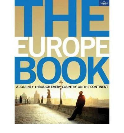 THE EUROPE BOOK (PAPERBACK)