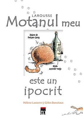 MOTANUL MEU ESTE UN IPOCRIT
