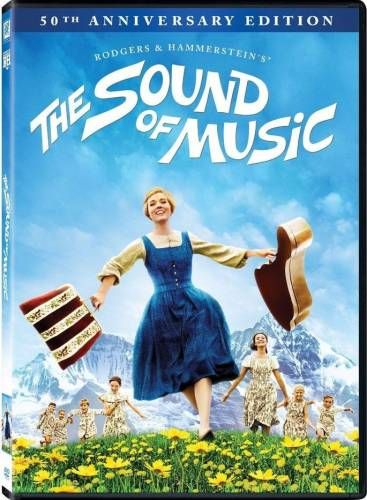 SOUND OF MUSIC 50TH ANNIVERSARY EDITION 2 discs