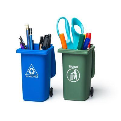 Recipient cos de gunoi si reciclare