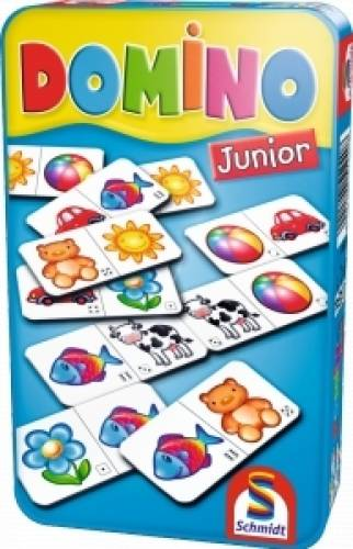 Schmidt,joc Domino Junior, 3+