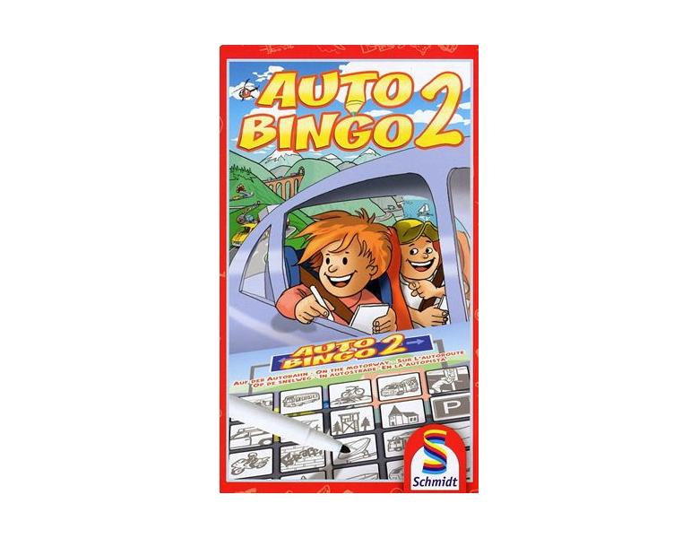 Schmidt,joc Auto Bingo 2, 5+