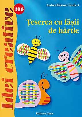 TESEREA CU FASII DE HARTIE-IC 106