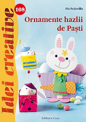 ORNAMENTE HAZLII DE PASTI-IDEI CREATIVE 108