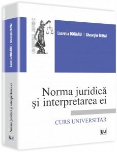 NORMA JUDICIARA SI INTERPRETAREA EI