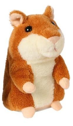 Plus interactiv,Hamster vorbitor,maro