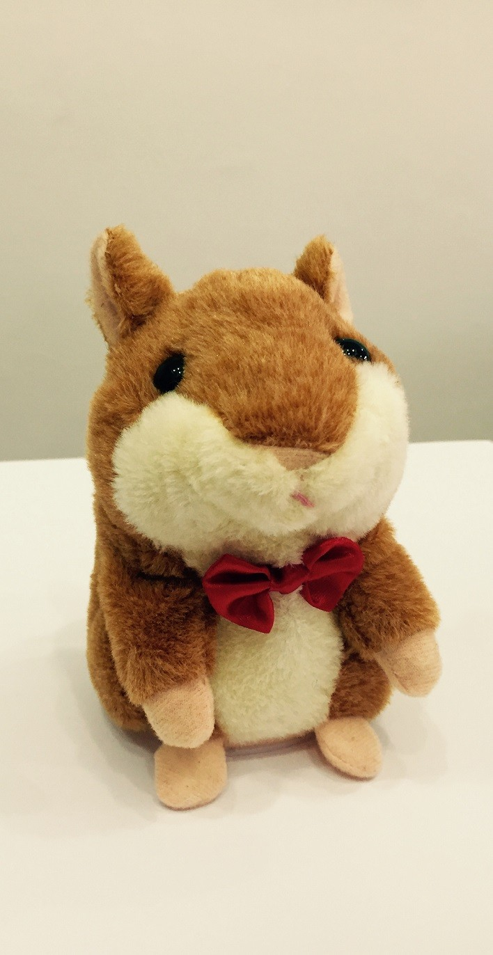 Plus interactiv,Hamster vorbitor,mire