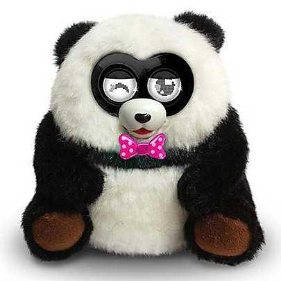 Plus interactiv,Hibou,urs panda