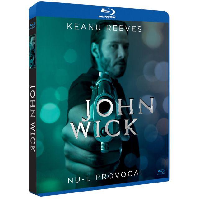 BD: JOHN WICK - JOHN WICK