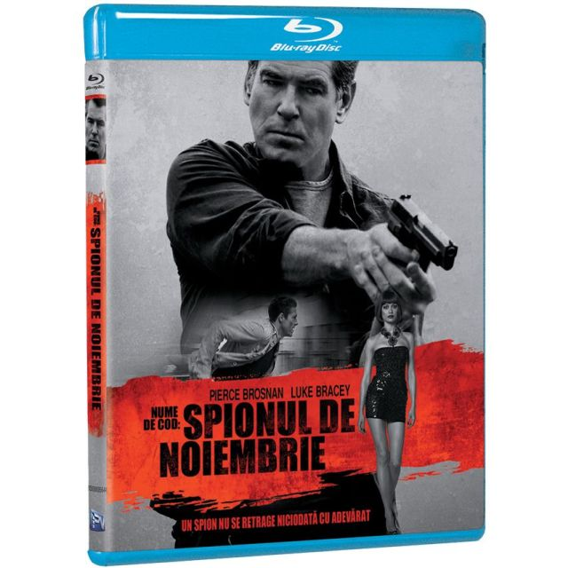 BD: NOVEMBER MAN - NUME DE COD: SPIONUL DE NOIEMBRIE